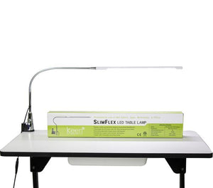 Keen Essentials - KEEN Slimflex LED Table Lamp - Superb Massage Tables