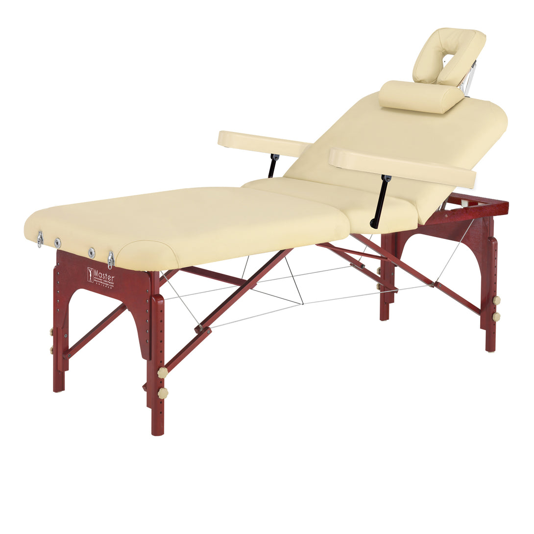 Master Massage - SpaMaster Salon Portable Massage Table Package 31