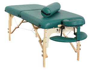 "Custom Craftworks - Luxor Portable Massage Table 30"" - Superb Massage Tables"