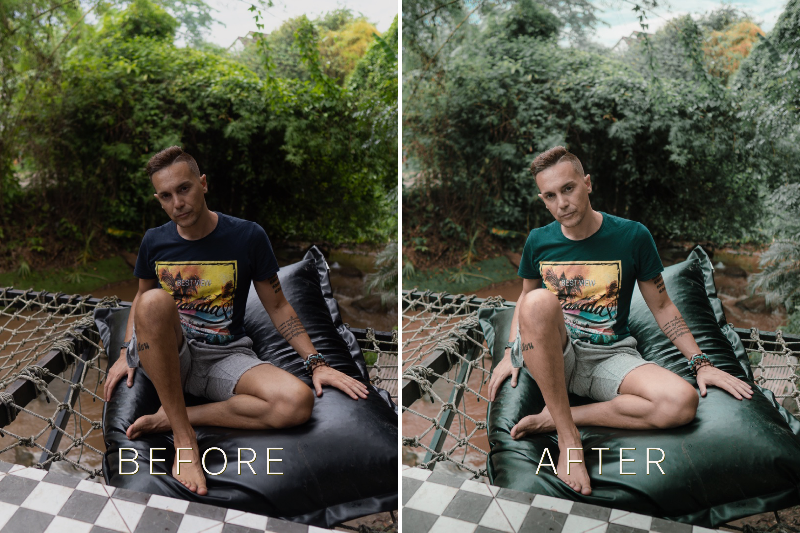 Creator Lightroom Presets