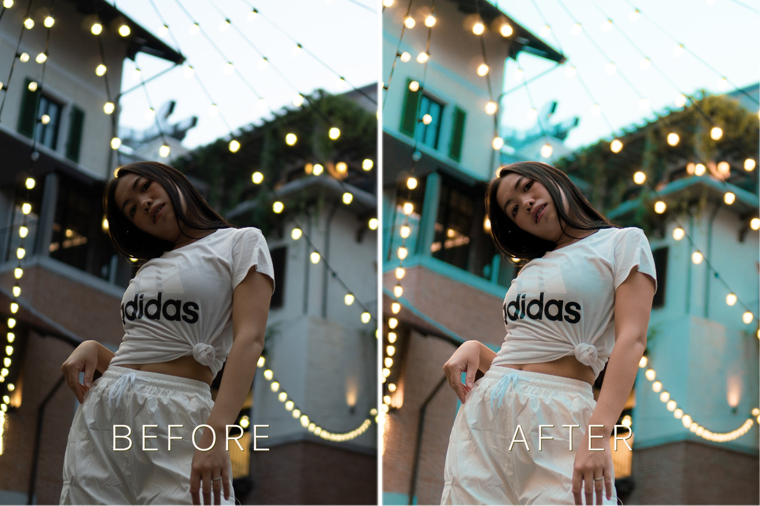 Fashion Lightroom Presets