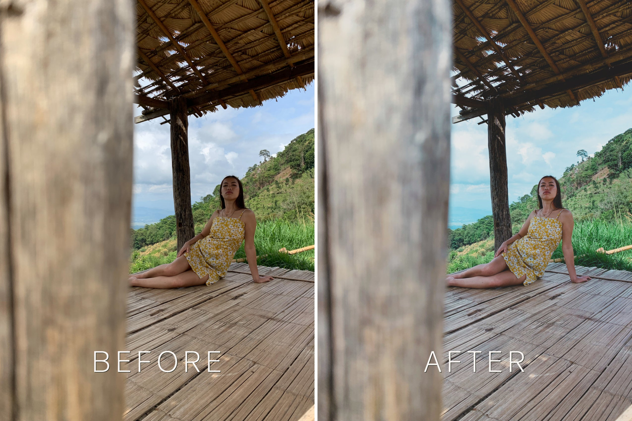 Influencer Lightroom Presets