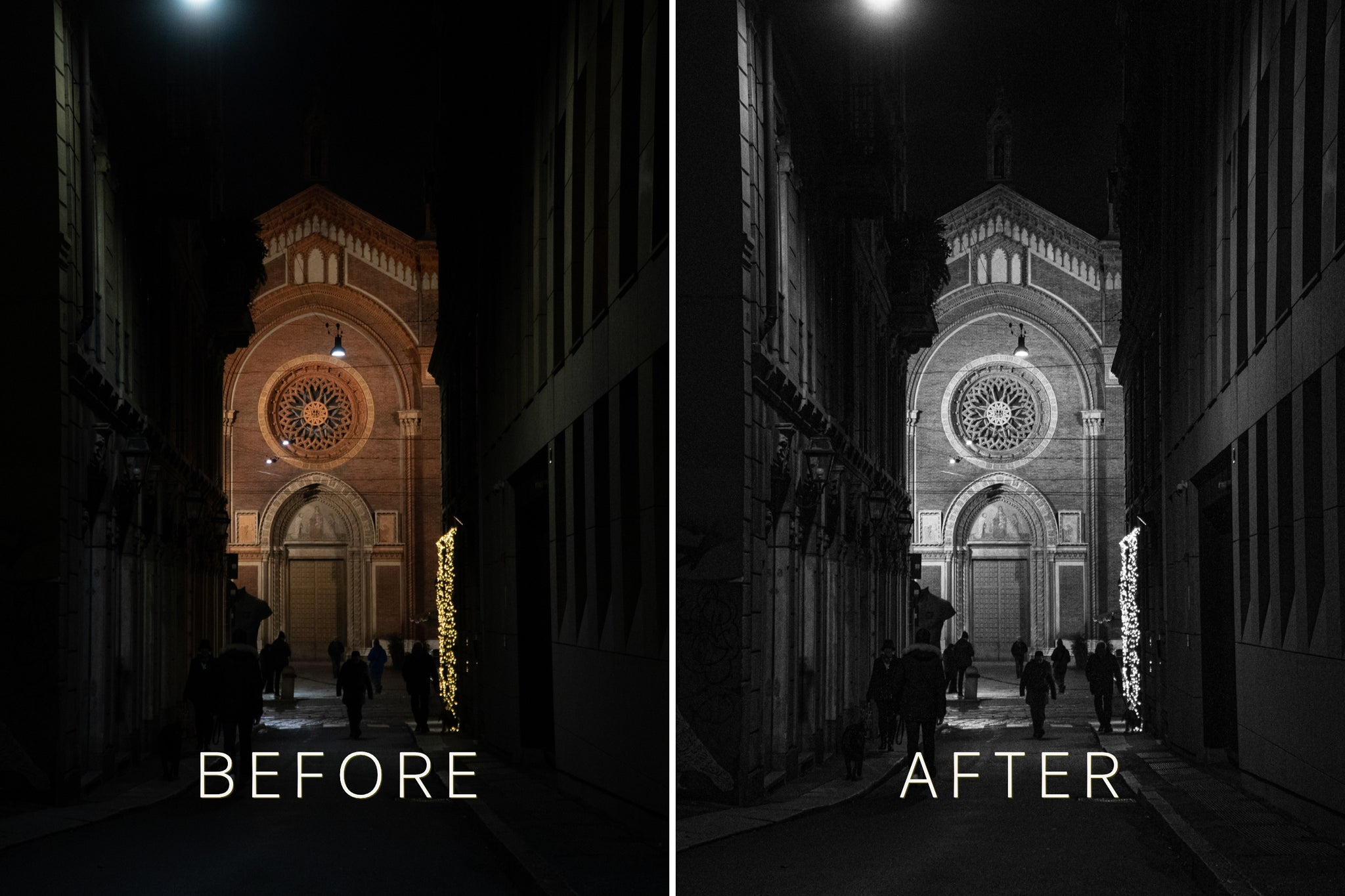Street Lightroom Presets