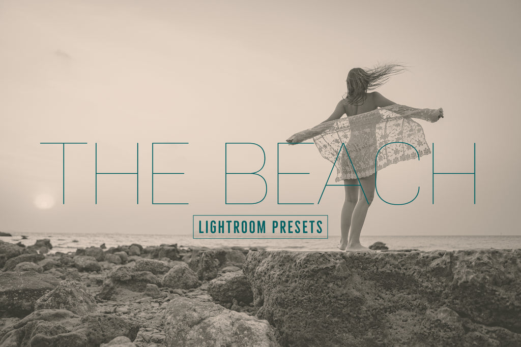 The Beach Lightroom Presets