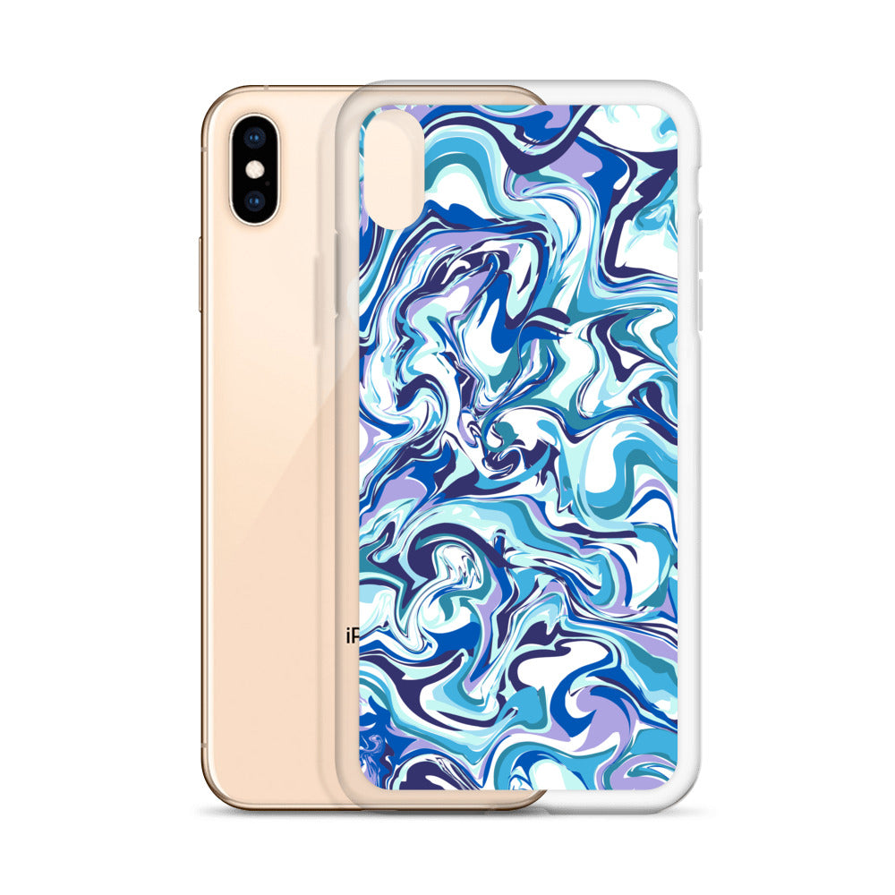 iPhone Case: Ocean Art