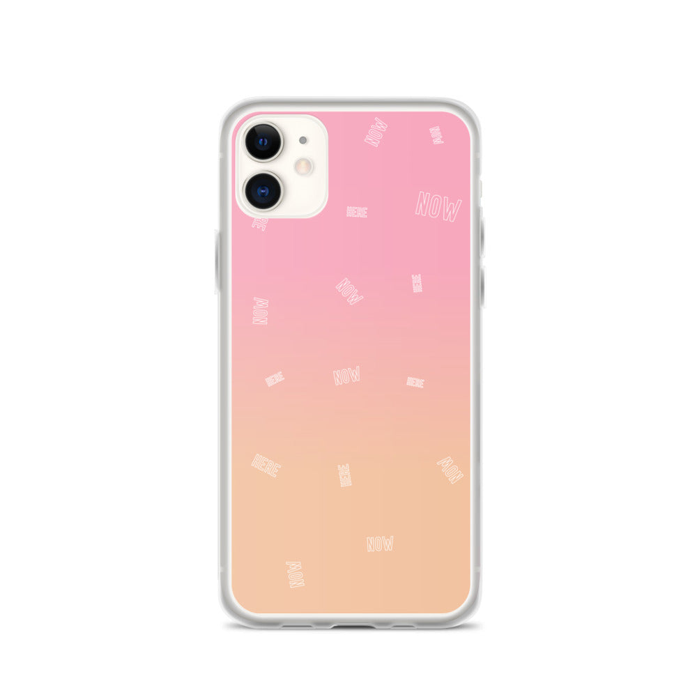 iPhone Case: Here Now
