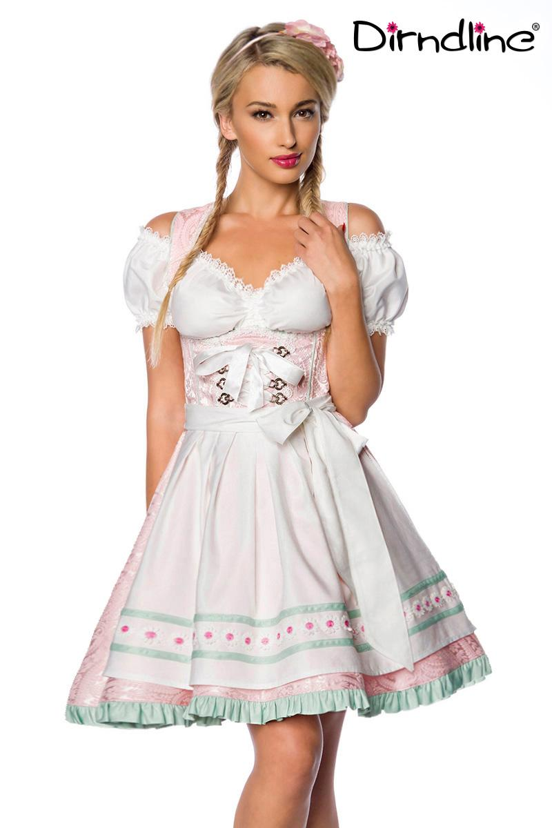 Dirndline Dirndl Pastel Under Burst Size 40 • In-Stock