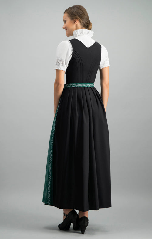 Stockerpoint Dirndl 2 piece AMBER black