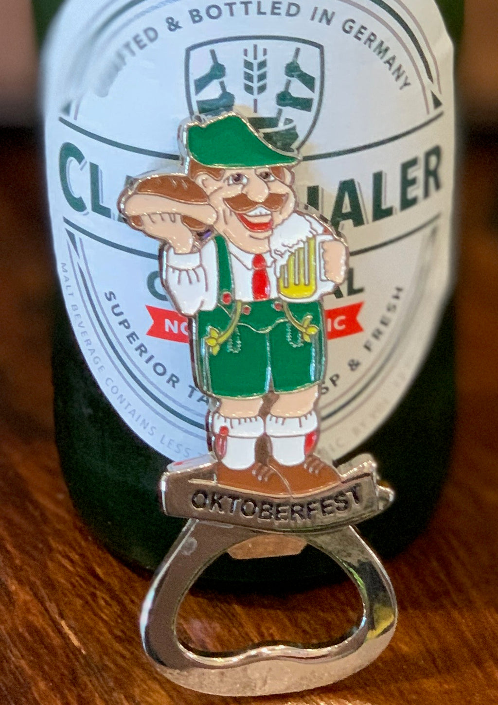 Oktoberfest Beer bottle Opener