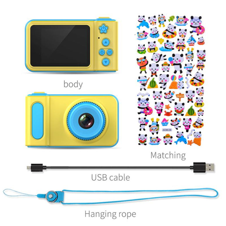 Super Mini Cam Interactive Real Digital Video Camera For Kids