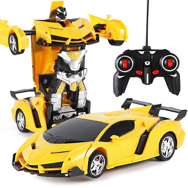 RoboCar 2 in 1 Remote Control Race Car