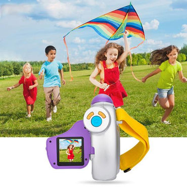 So Smart Lilliput Photo And Video Camera For Your Little Ones