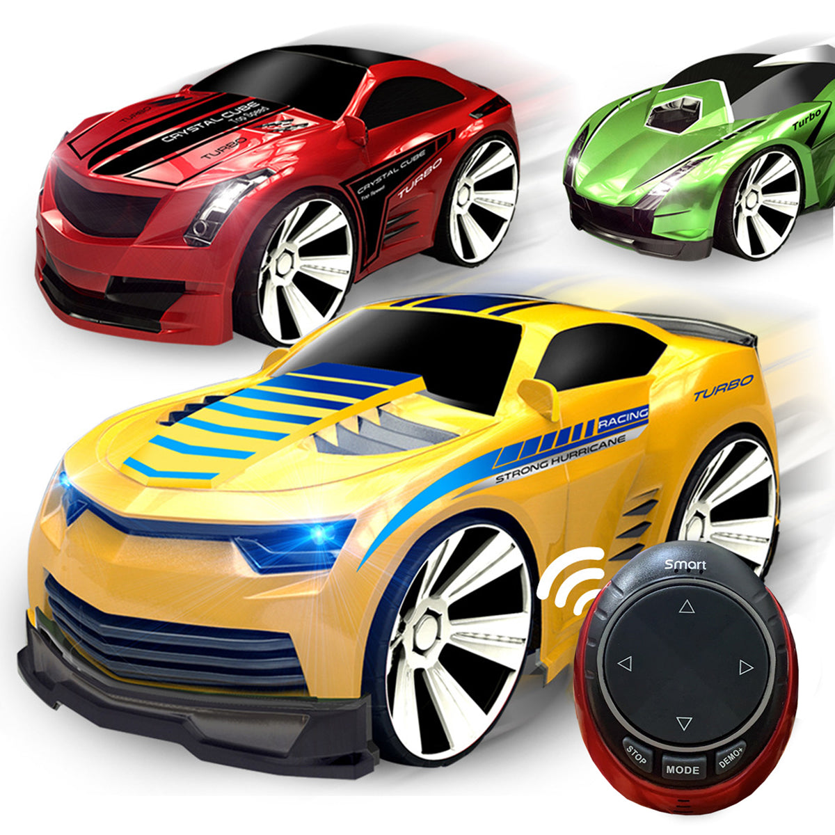 Turbo Racer Voice Activated Smart Remote Control Sports Car