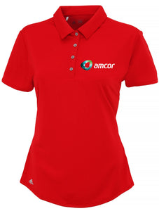 AMCOR Adidas Ladies Polo Shirt