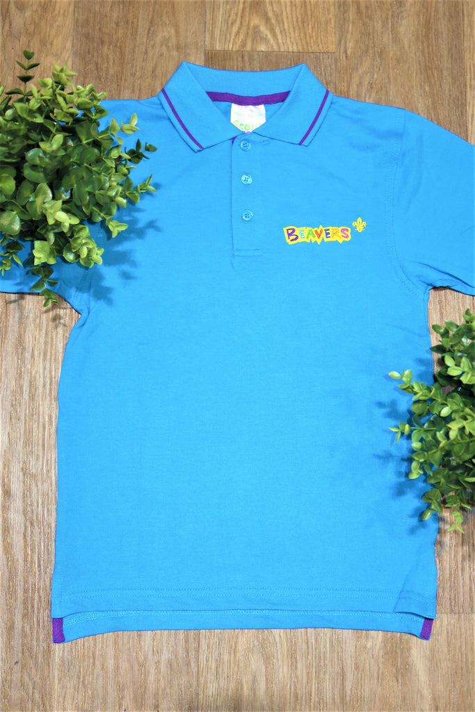 Beavers Short Sleeve Polo Shirt