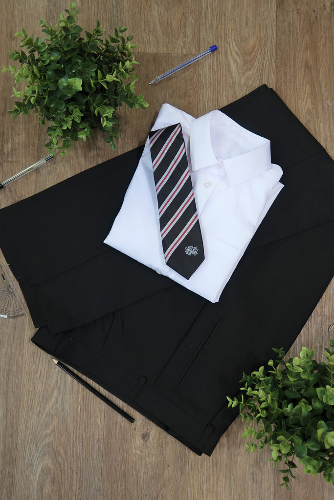 Bryntawe 6th Form School Tie