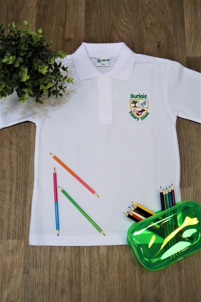 Burlais Primary Unisex Polo Shirt