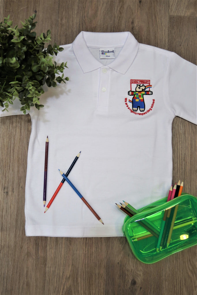 Cadle Primary Unisex Polo Shirt