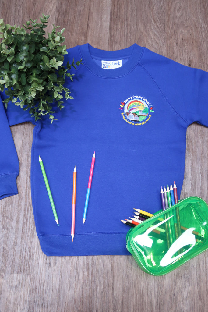 Central Primary Unisex Sweatshirt