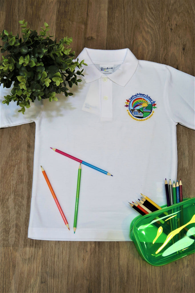 Central Primary Unisex Polo Shirt