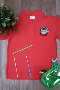Danygraig Primary Unisex Polo Shirt