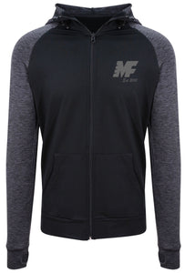 Mainway Unisex Full Zip Hood