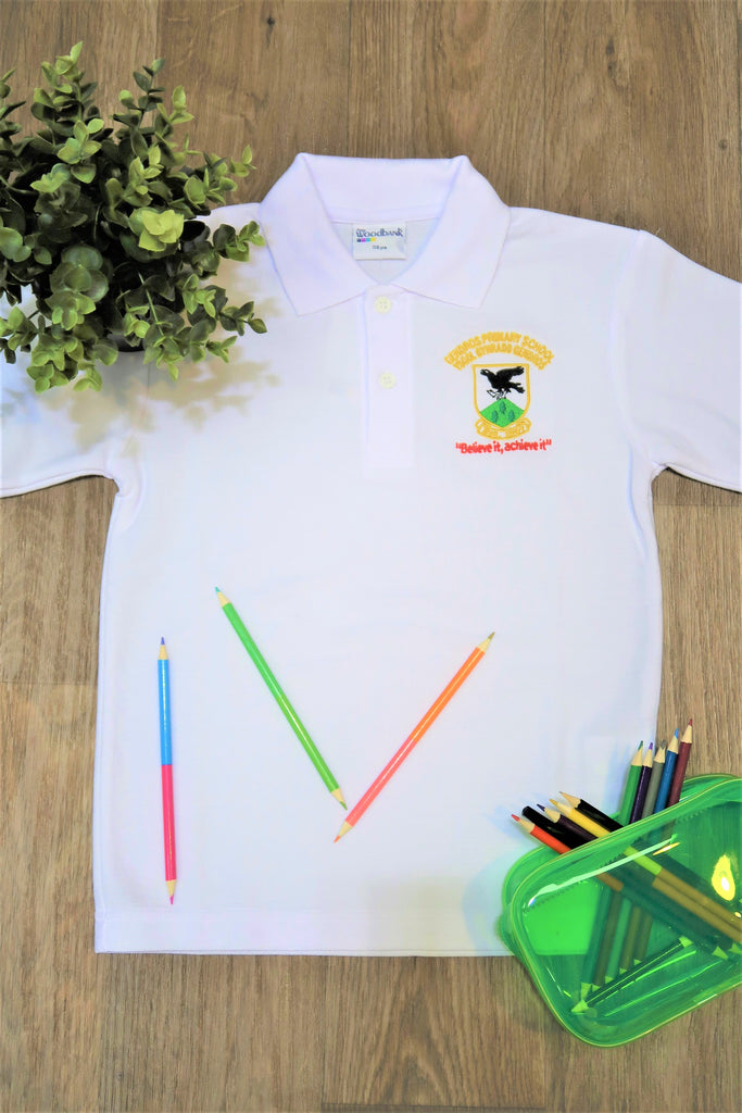 Gendros Primary Unisex Polo Shirt