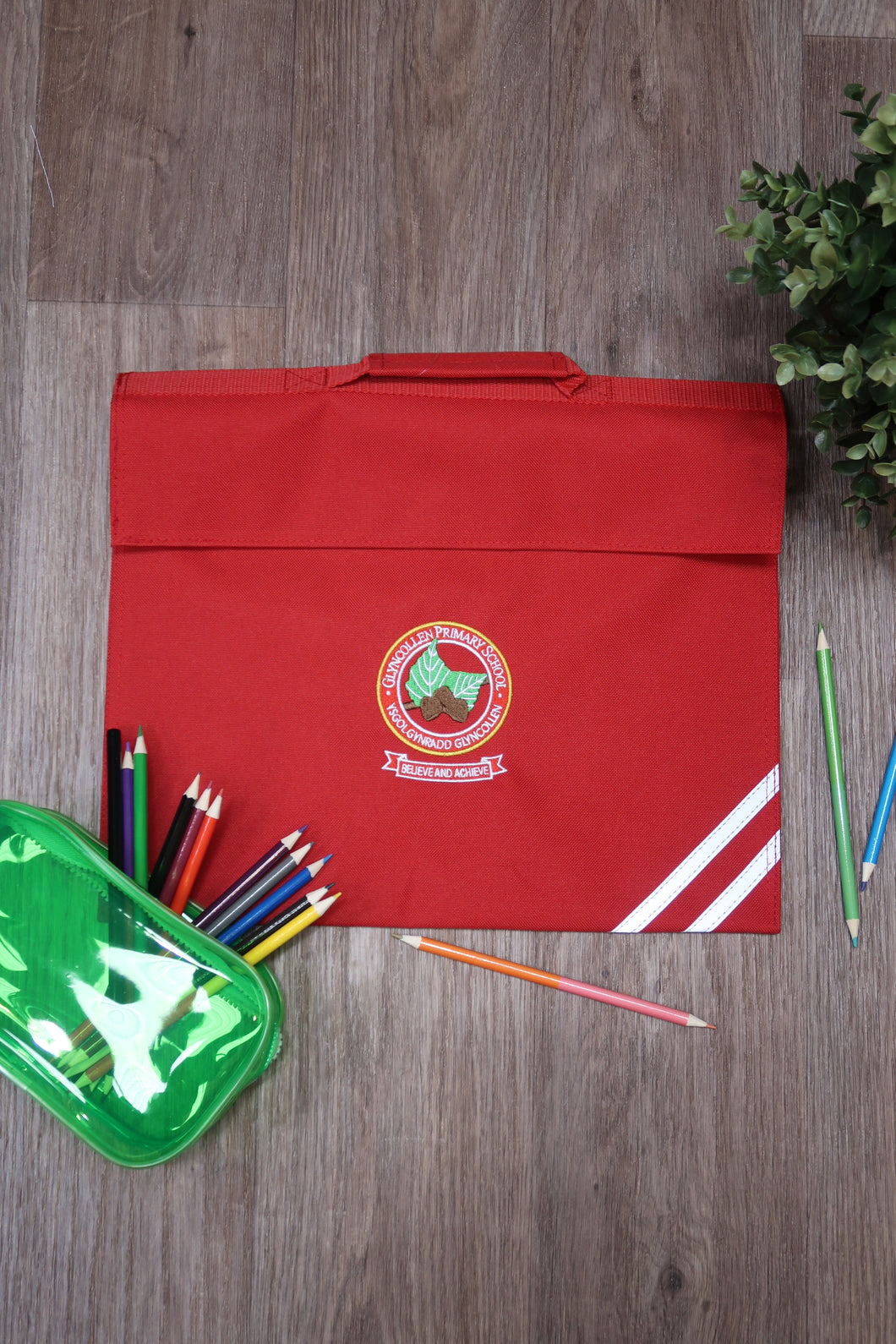 Glyncollen Primary Bookbag