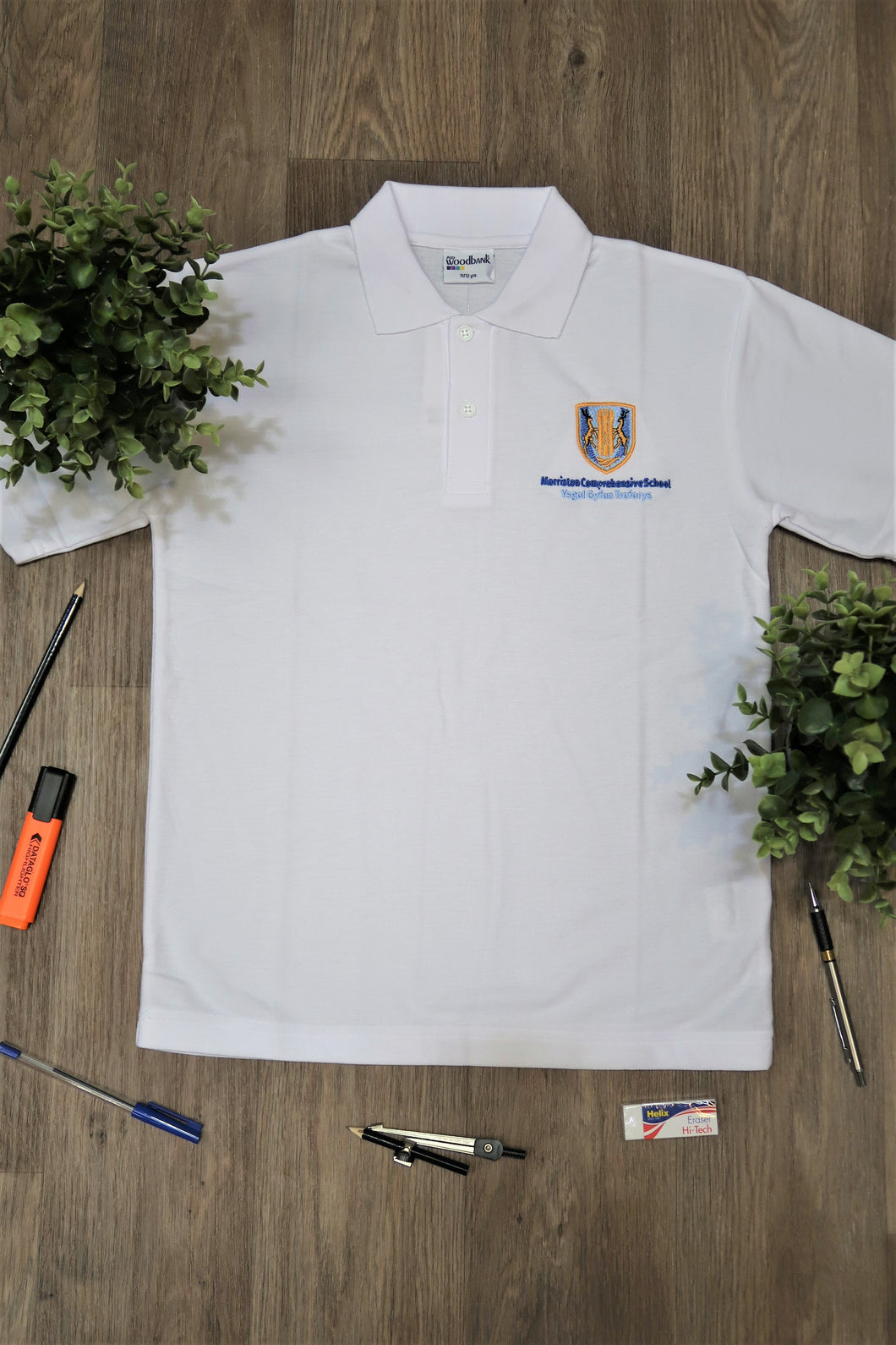 Morriston Unisex Polo Shirt
