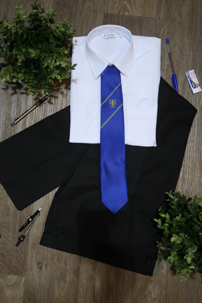 Morriston 6th Form School Tie