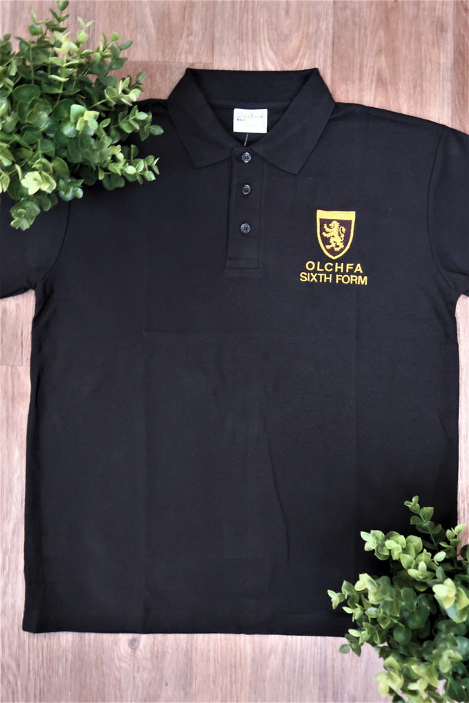 Olchfa 6th Form Unisex Polo Shirt