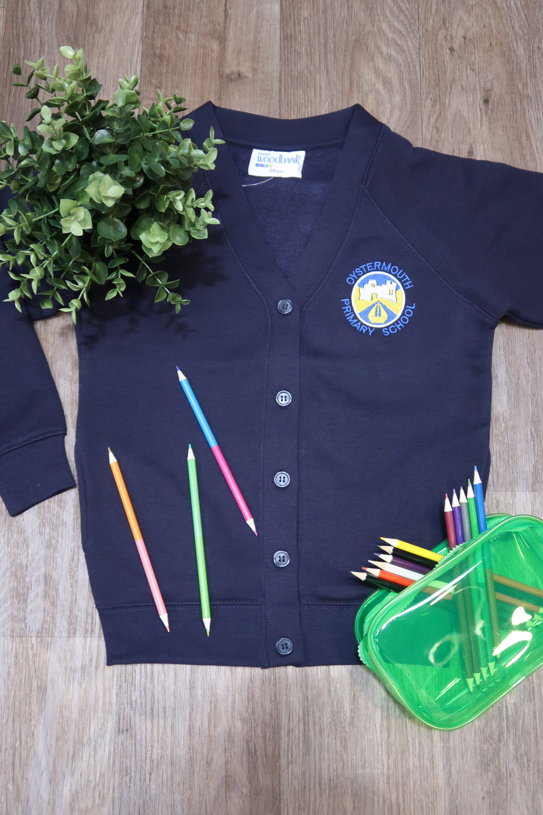 Oystermouth Primary Cardigan