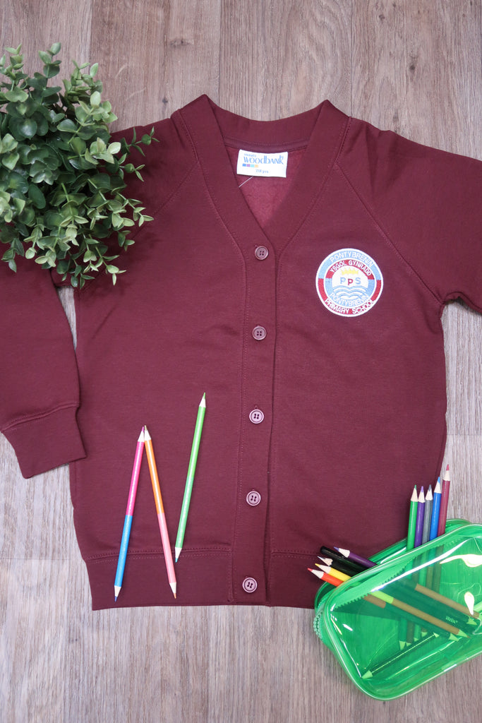 Pont Y Brenin English Primary Cardigan