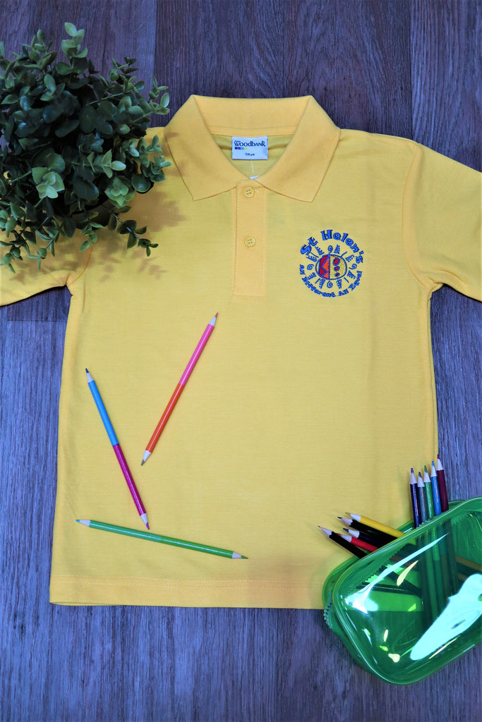 St Helens Primary Unisex Polo Shirt
