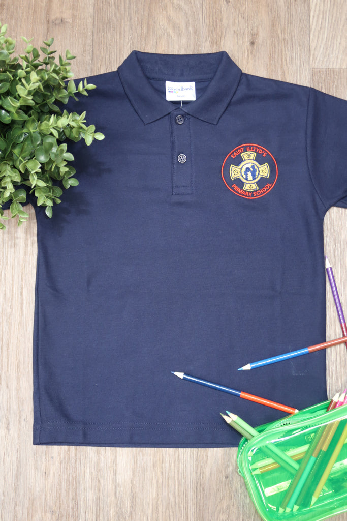 St Illtyds Primary Unisex Polo Shirt