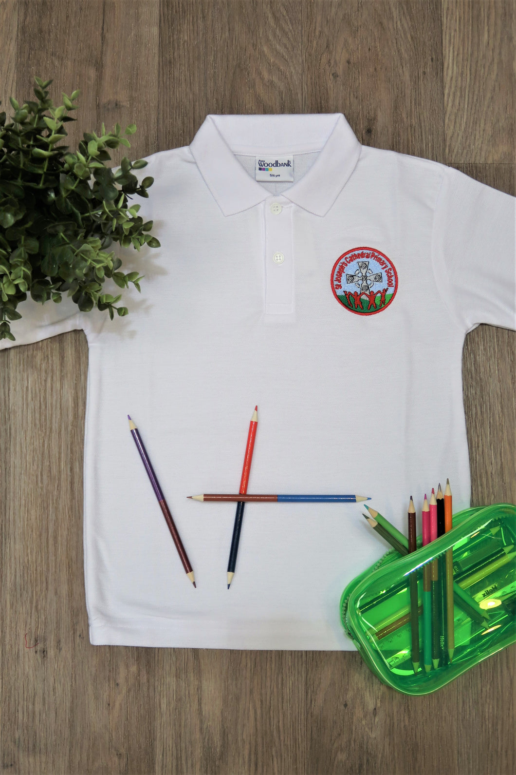 St Josephs Cathedral Primary Unisex Polo Shirt
