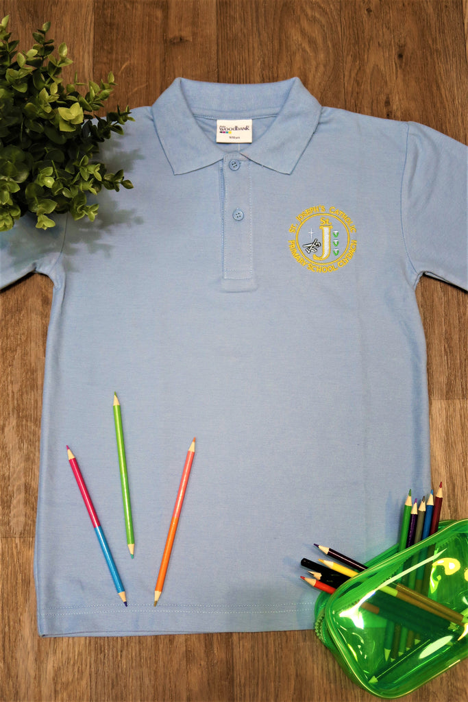 St Josephs Catholic Clydach Primary Unisex Polo Shirt