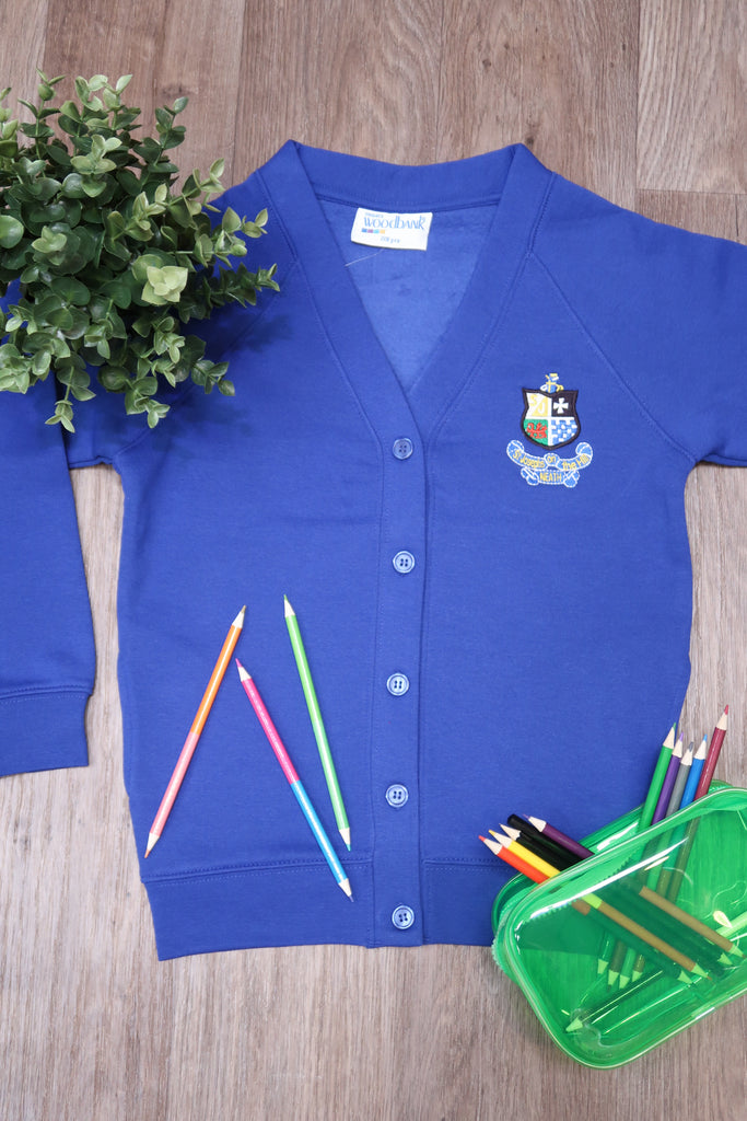 St Josephs On The Hill Primary Cardigan