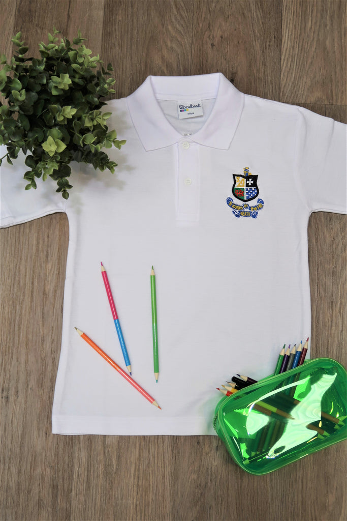 St Josephs On The Hill Primary Unisex Polo Shirt