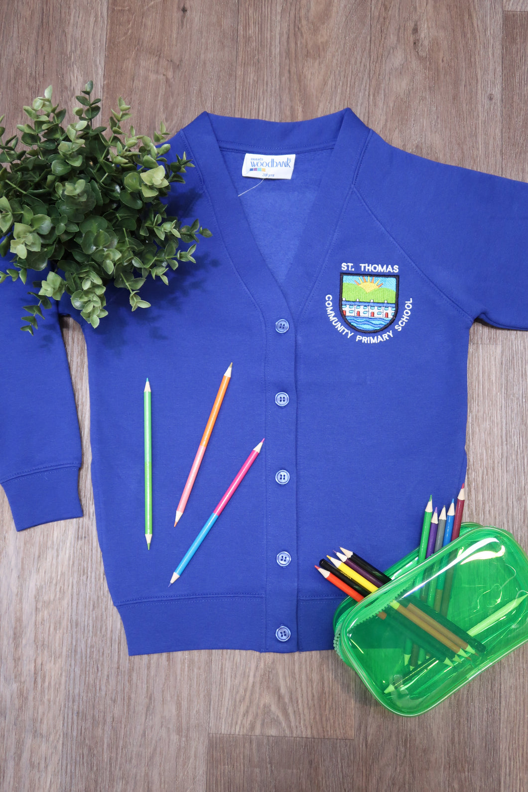 St Thomas Primary Cardigan