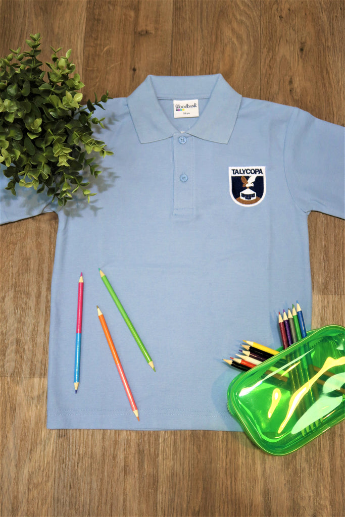 Talycopa Primary Unisex Polo Shirt