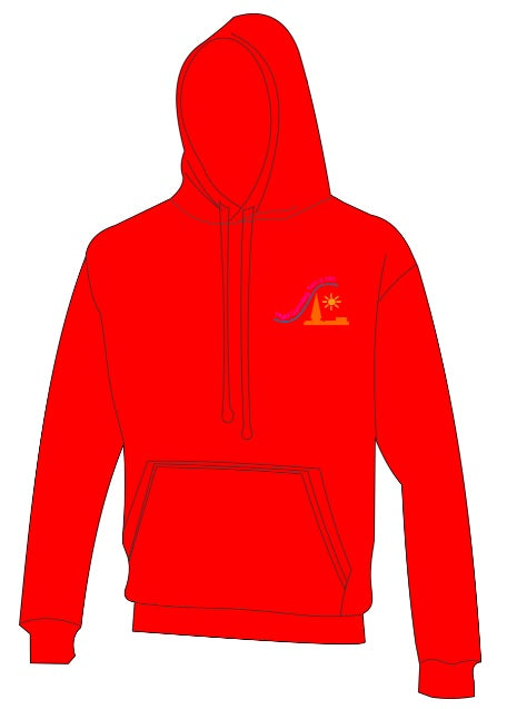 Tan Y Lan Primary Unisex LEAVER Hood (NON-REFUNDABLE - NO EXCHANGES)