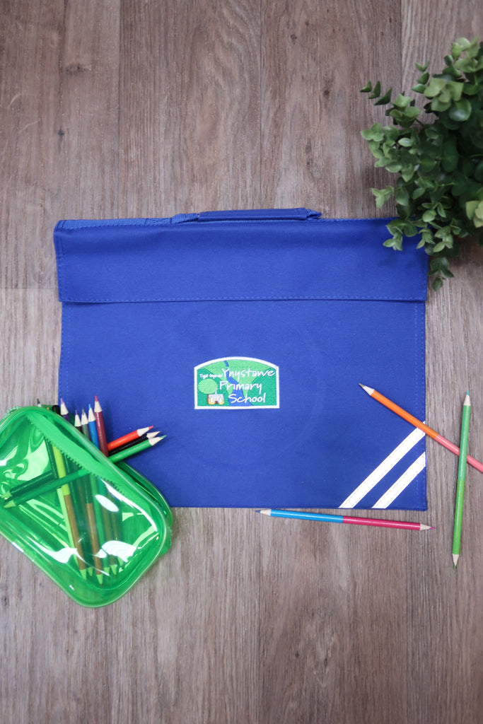 Ynystawe Primary Bookbag