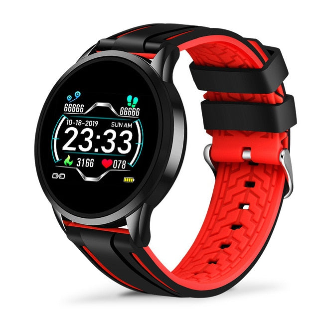 LIGE 2020 New Smart Watch Men and Women Waterproof Smart Watch