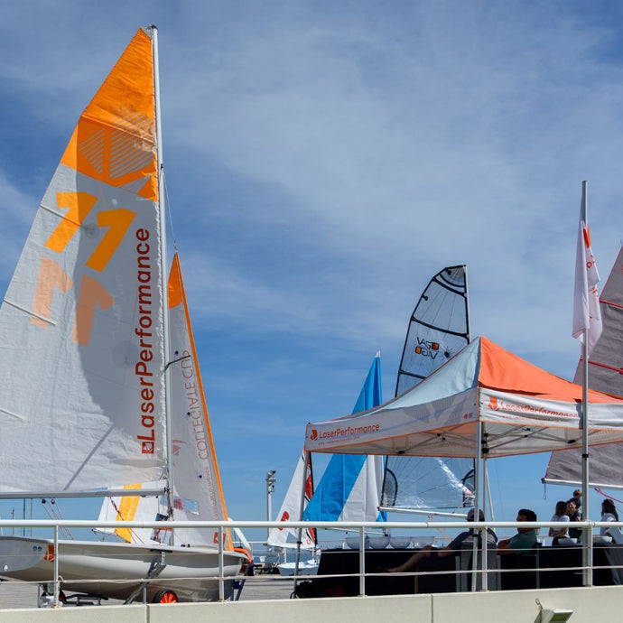 SailLaser Pop-Up in Portugal, Summer 2019