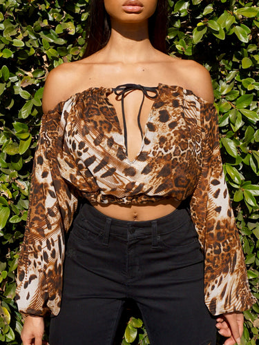 Eva Off the Shoulder Top