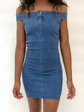 Load image into Gallery viewer, Brooke Denim Dress