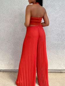 Miami Pleated Pants