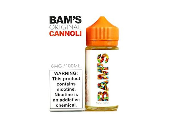 FRUITY PEBBLES BY BAMS CANNOLI