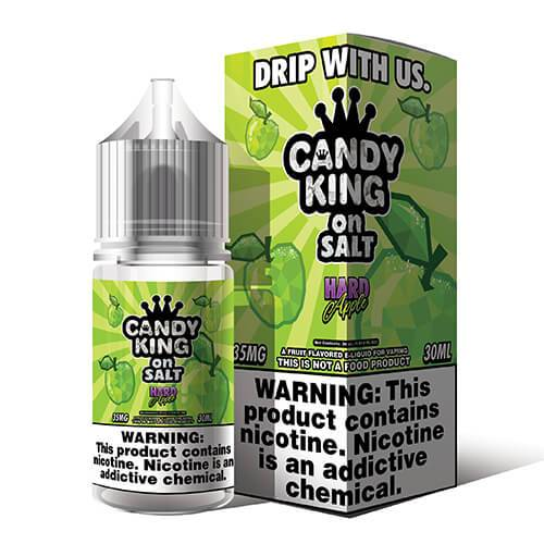 CANDY KING SALT HARD APPLE